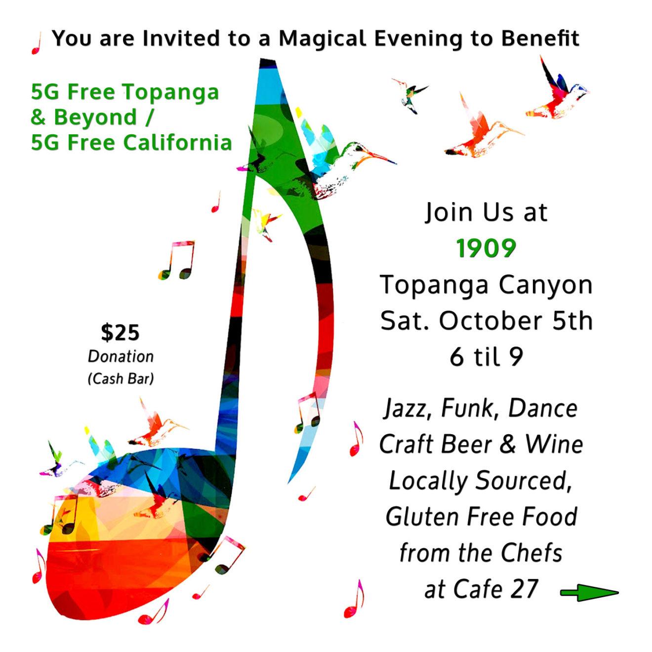 October 5 2019 Event Flyer 1
